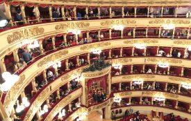 Inside La Scala